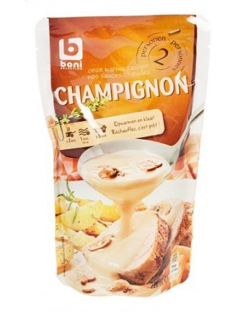 Boni Sauce Champignon 220ML