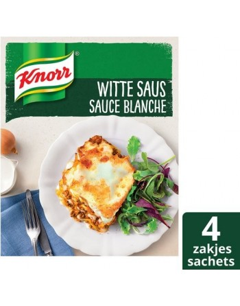 Knorr Sauce Blanche 4x22G