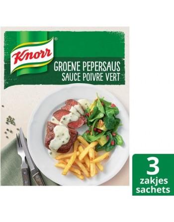 Knorr Sauce Poivre Vert 3x30G