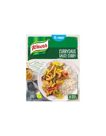 Knorr Sauce Curry 4x24G