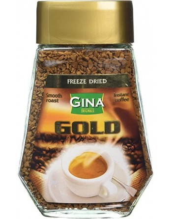 Gina Instant coffee gold 100g