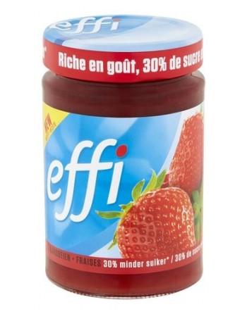 Effi Confiture Fraises  350g
