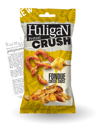Huligan Pretzel Crush...