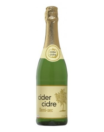 Everyday Cidre Demi Sec 75CL