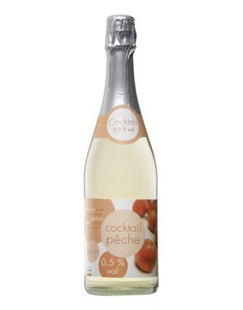 Everyday Cocktail Pêche 75CL