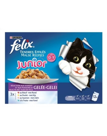 Purina Felix Junior gelée...