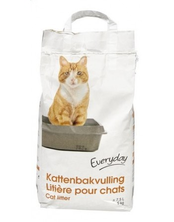 Everyday litière chat 5kg