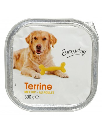 Everyday Terrine Poulet 300g