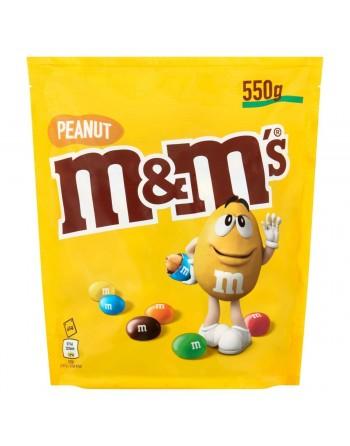 M&M's Peanuts 550g