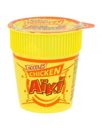 Aiki noodles Chicken 70g