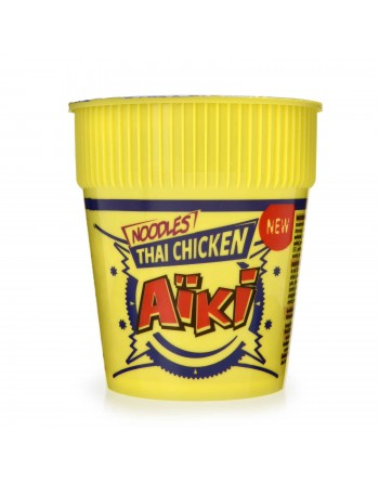 Aiki noodles Thaï Chicken 70g