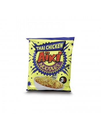 Aiki noodles Thaï Chicken 73g