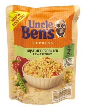 Uncle Bens express riz aux...