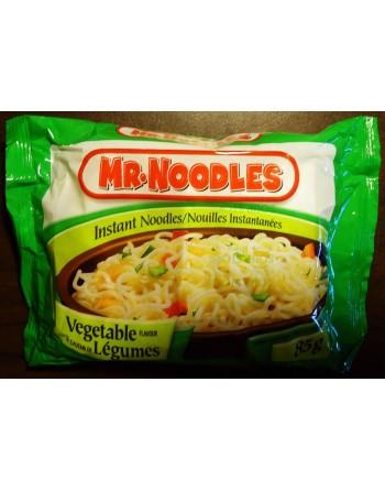 Mr. Nooodles vegetable 60g