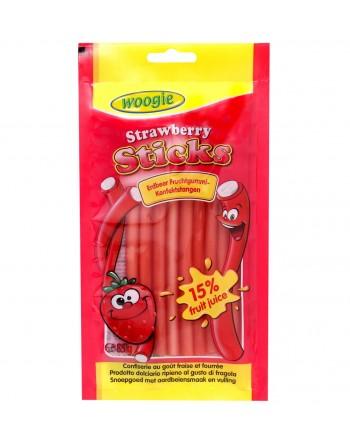Woogie Sticks Strawberry 85g