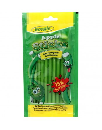 Woogie Sticks apple 85g