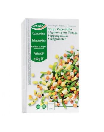Ardo Légumes pour potage 450g
