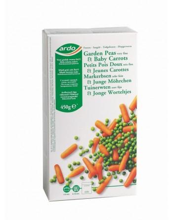 Ardo Petits pois carottes...