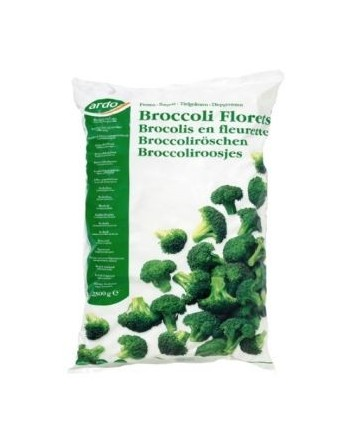 Ardo Brocolis en fleurettes...