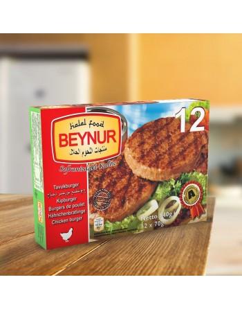 Beynur 12 Hamburgers de...