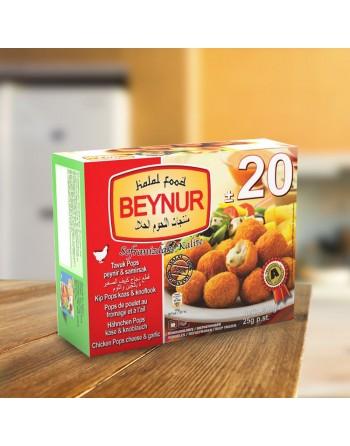 Beynur 20 Pops de Poulet 500G