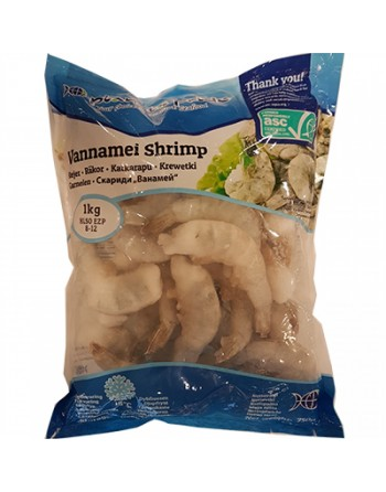 DaySeaDay Vannamei Shrimps 1KG