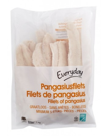 Everyday Filet de Pangasus 1KG