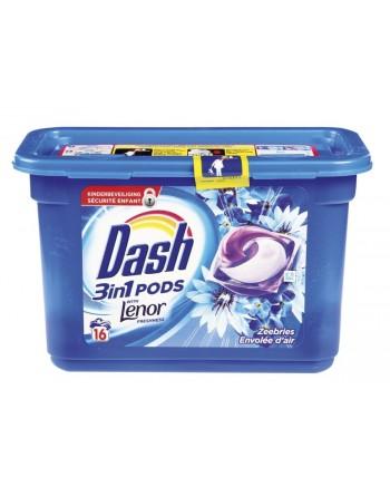 Dash 3 en 1 16 Pods