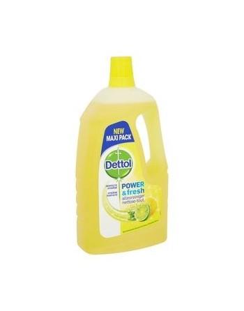 Dettol Nettoie-tout Citron...