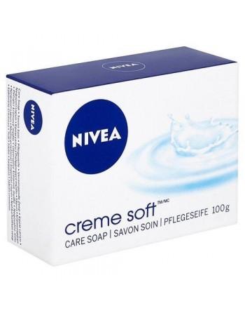 Nivea Savon Crème Soft 100G