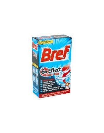 BREF WC Déboucheur Tabs x6...
