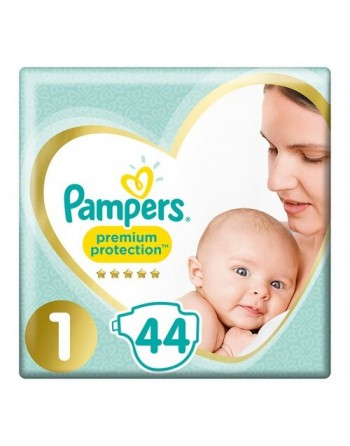 Pampers 1 Premium 44Pc