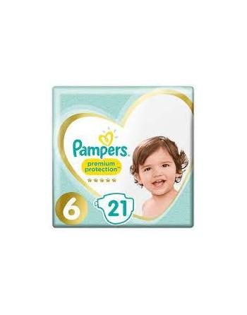 Pamper 6 21PC