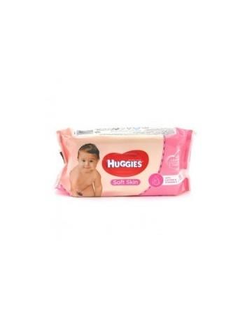 Huggies Lingettes Bébé 56pc