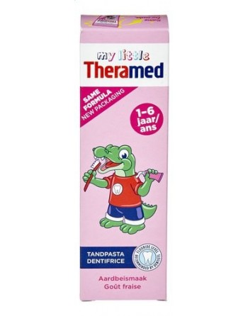 Theramed Dentifrice 1-6 Ans...