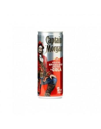 Captain Morgan Cola 25cl