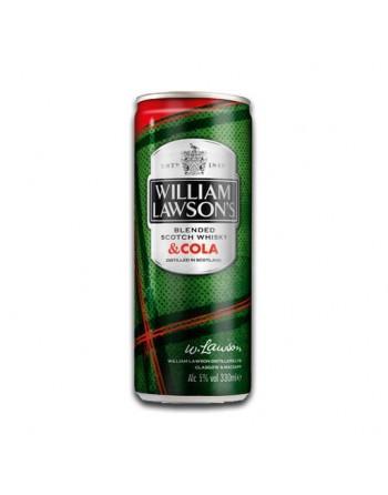 William Lawson Whisky Coca...