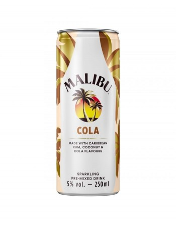 Malibu Cola 25cl