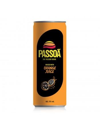 Passoa Orange Juice 25cl
