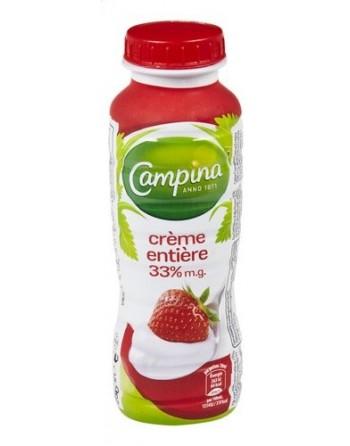Campina Crème Entière 33% 25cl