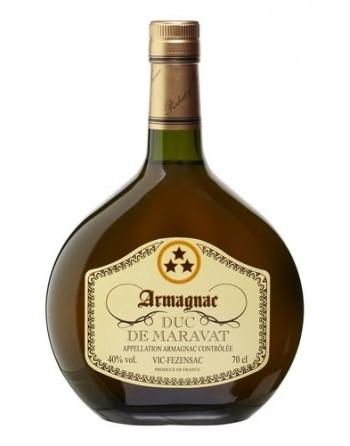 Duc de Maravat Armagnac 70cl