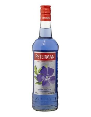 Peterman Violet 70cl