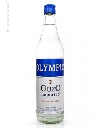 Olympic Ouzo 7