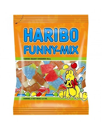 Haribo Funny Mix 75g