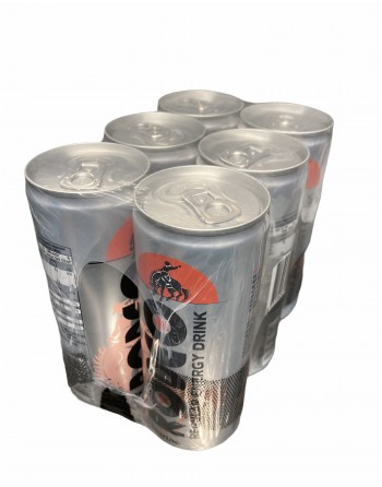 Rodeo pack 6x25cl