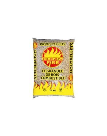 Pellets clean fire 15kg