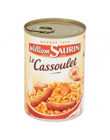 William Saurin le cassoulet...