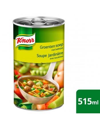 Knorr soupe jardinière 515ML
