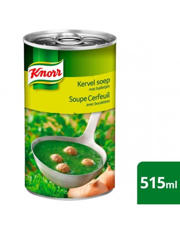 Knorr soupe cerfeuil 515ML