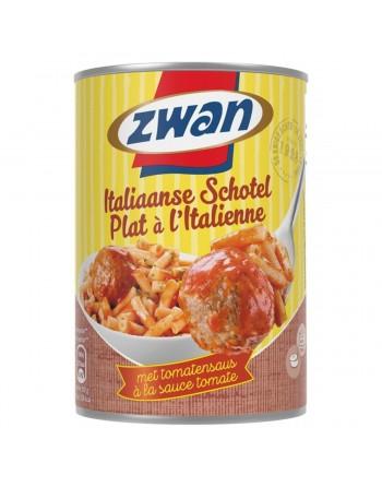 Zwan plat à l'italienne 425G
